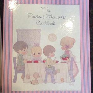 Precious Moments Cookbook, Retro Cookbook, 1980s